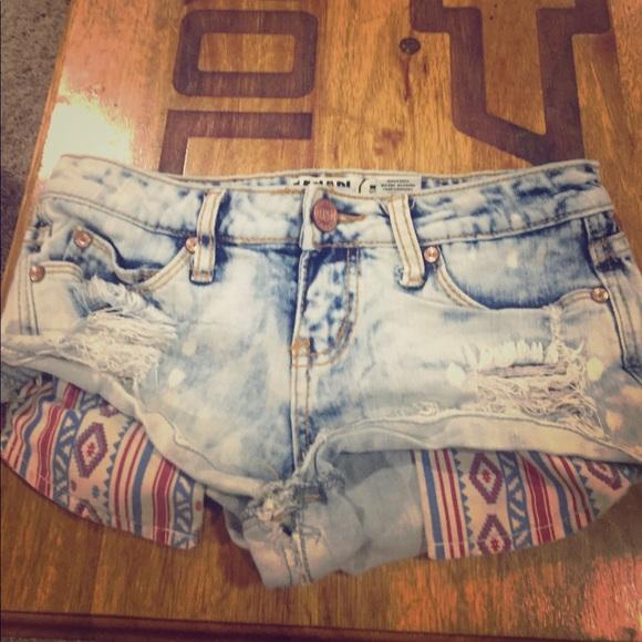 Zana Di Pants - Jean Shorts